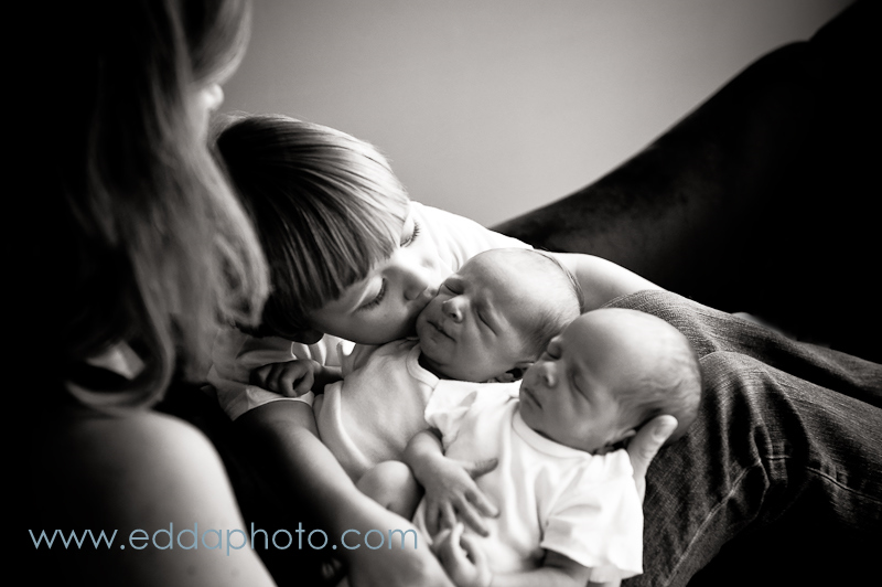 eddaphotography 102 Double the Love | Ann Arbor Newborn Baby Photographer