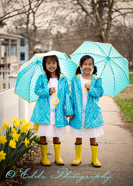 web 100 Happy Spring! | Ann Arbor Childrens Photographer