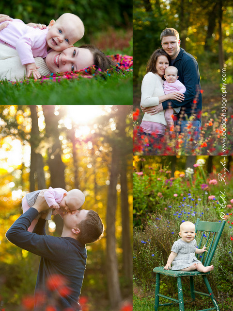 Fall Family Session Ann Arbor Photographer 2012 | Happy New Year!