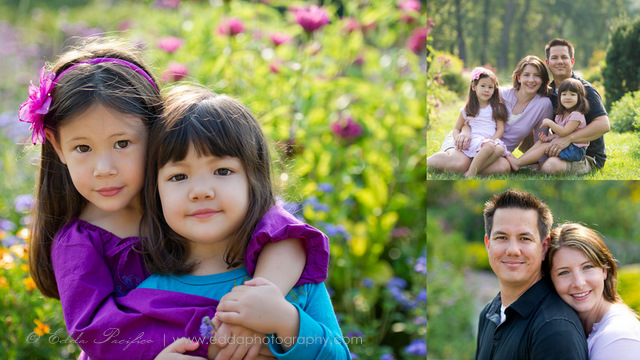 Summer Family Portraits 2012 | Happy New Year!