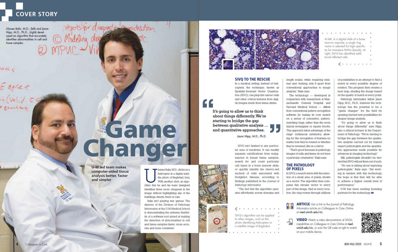 GameChanger Colleagues In Care | Ann Arbor Editorial and Commercial Photographer
