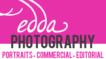 Ann Arbor area Portrait Photographer | Edda Photography Blog logo